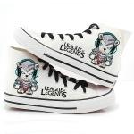 รองเท้าผ้าใบ league legends ver4