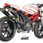 SC Project GP for Ducati Monster 795/796
