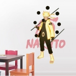 Preorder วอลเปเปอร์ 3D Naruto ขนาด1เมตร