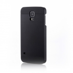 MOTOMO INO METAL S5 PERFPRATED CASE for Galaxy S5-Black