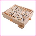Labyrinth Wooden toy เกมเขาวงกตไม้