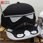 Preorder หมวก Stormtrooper snapback ดำ