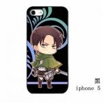 พร้อมส่ง เคส Attack on titan iPhone5 / 5s