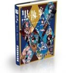 Preorder BOX SET อะนิเมะ Kuroshitsuji Limited Edition