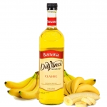 Davinci Banana Syrup 750 ml.