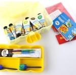 Washable Kid's Paint Box Set กล่องชุดระบายสี 10 สี