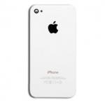 อะไหล่ไอโฟน ฝาหลังไอโฟน 4S (สีขาว)