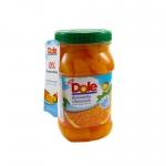 Dole ส้มแมนดารินหวานน้อย 666 g