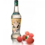 Vedrenne Lychee Syrup 700 ml (Imported from France)