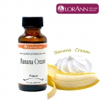 LorAnn Banana Cream Super Strength 1 Oz.