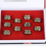 Preorder ชุดแหวนทองเหลือง นารูโต๊ะ NARUTO