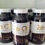 Ze Oil Gold ซีออยล์ โกลด์ กระปุกใหญ่ 300 แคปซูล ส่งฟรี