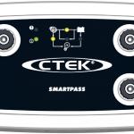 เครื่องชาร์จแบตเตอรี่อัจฉริยะ CTEK รุ่น SMARTPASS