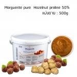 Marguerite pure hazelnut praline 50% 500g