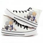 Preorder รองเท้าผ้าใบ Kuroko 10