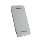Samsung Case Sansung Note 3 S view cover - White