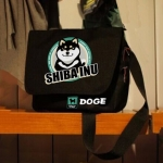 Preorder กระเป๋าสะพายข้าง ชิบะ อินุ SHIBA INU ver4