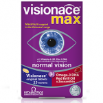 วิตามินบำรุงสายตา Visionace Max 1 กล่อง