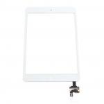 อะไหล่ไอแพด ทัชสกรีน iPad mini 1 แบบเปล่า (สีขาว)