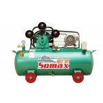 ปั๊มลมโซแม๊กซ์ SOMAX 5 แรงม้า รุ่น SC-50/148