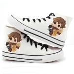 รองเท้าผ้าใบ Tome note Yaoi ver4