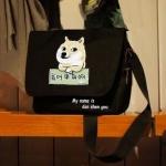 Preorder กระเป๋าสะพายข้าง ชิบะ อินุ SHIBA INU ver3