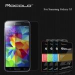 ฟิล์มกระจกนิรภัยSamsung Galaxy S5 บางเพียง 0.21mm