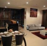 คอนโด เดอะ ริเวอร์ The River Condominium ให้เช่า ราคา 65,000 / เดือน ขนาด 114 ตร.ม. 2 ห้องนอน 2 ห้องน้ำ ชั้น 21 อาคาร B เฟอร์นิเจอร์ครบ