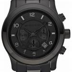 Michael Kors MK8157 Mens Black Chronograph