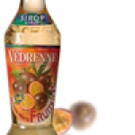 Vedrenne Passion Fruit Syrup