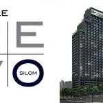 ขายดาวน์ Noble Revo Silom โนเบิล รีโว สีลม 1 ห้องนอน A6 ชั้น 14 และ ชั้น 22