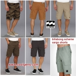 Billabong Scheme Cargo Shorts ( มาเพิ่ม23/04/58)