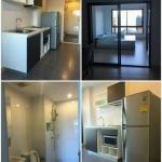 รหัสทรัพย์ 44609 ให้เช่า คอนโด เดอะ นิช โมโน บางนา THE NICHE MONO BANGNA ห้อง 1 ห้องนอน 1ห้องน้ำ ตึก C ชั้น 5 ขนาดห้อง 40.70 ตรม.