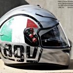 หมวกกันน็อค AGV K3 SV Scudetto (Asia Spec)