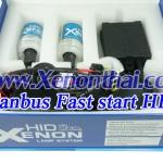 ไฟXenon kit HB3/9005 Canbus AC35W Fast start