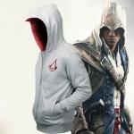 เสื้อกันหนาวมี HOOD Assassin's Creed COS แอสแซสซิน ครีด