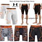 MEN'S UA BREAK THROUGH SLIDER SHORTS ( มาใหม่ )