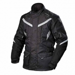 Move Black Touring Jacket