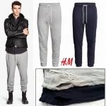 H&M SWEATPANT - TEXTURE