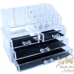 Acrylic Cosmetic Box กล่องอะคิลิคใส รุ่น E-005