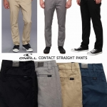 O'NEILL CONTACT STRAIGHT PANTS ( มาเพิ่ม 09-05-58 )