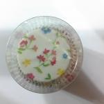 4.5 inch cupcake คละลาย (ดอกไม้เลื้อย)
