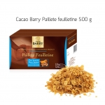 Cocoa Barry Paillete feuilletine 500g