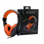 Suoyana HeadPhone หูฟังครอบหู รุ่น S-750 - Orange
