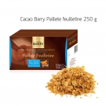 Cocoa Barry Paillete feuilletine 250g