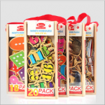 Magnetic wooden puzzle - Number ตัวเลข