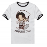 เสื้อ Attack on titan ver cartoon [Free!]