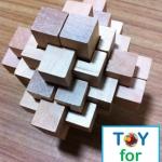 บล็อคไม้กลไก 6 in 1 Intelligence Toy