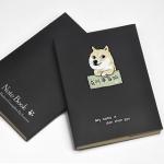 Preorder สมุดจดบันทึก ชิบะ อินุ SHIBA INU ver 3