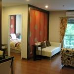 ให้เช่าคอนโด The Next Condominium Sukhumvit 52 ห้อง 2 ห้องนอน 2น้ำ เนื้อที่ 80 ตร.ม ชั้น 4
